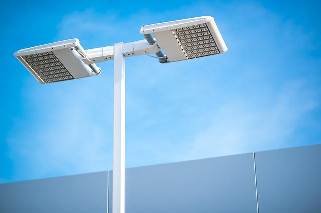 LED lighting by Piotr Zajda.